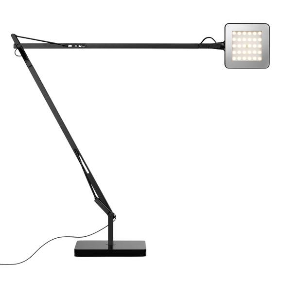 Flos Kelvin T Pöytävalaisin LED, Musta