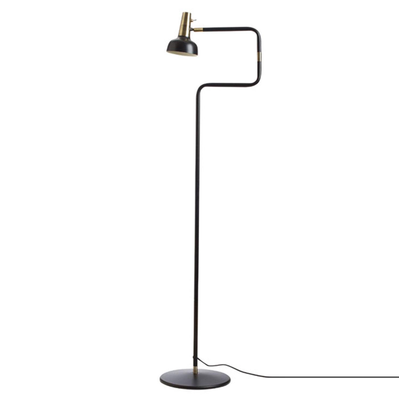 Co Bankeryd Ray-jalkalamppu, Musta/Messinkiviimeistely