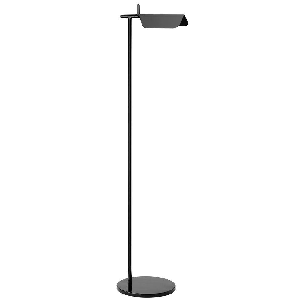 Flos Tab F LED Lattiavalaisin, Musta