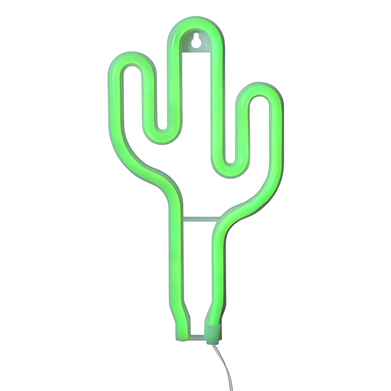 Star Trading NeonLight Kaktus Seinäkoriste