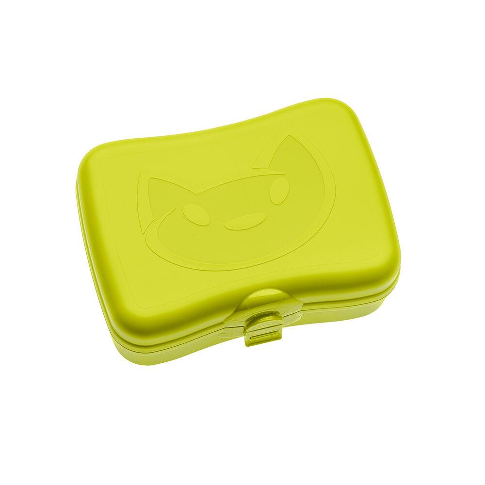 Koziol Miaou Lounaslaatikko, Mustard Green