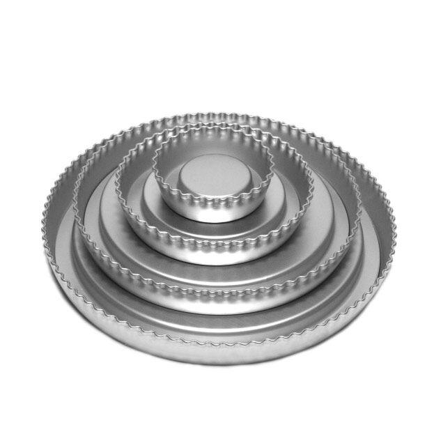 Image of Silverwood Kakkuvuoka Kohotettu Pohja 28cm, 1 kappale