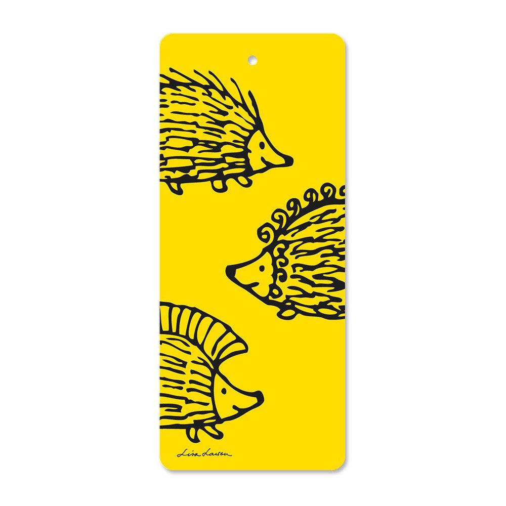 Opto Design Iggy Piggy Punky Leikkuulauta 40x17 cm, Keltainen