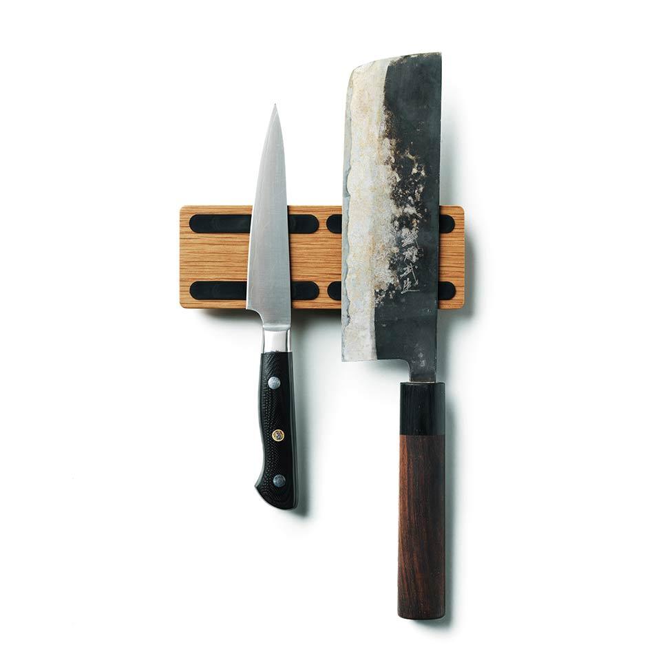 Scandinavian Design Factory Knife Catcher Duo Veitsilista L16cm, Tammi