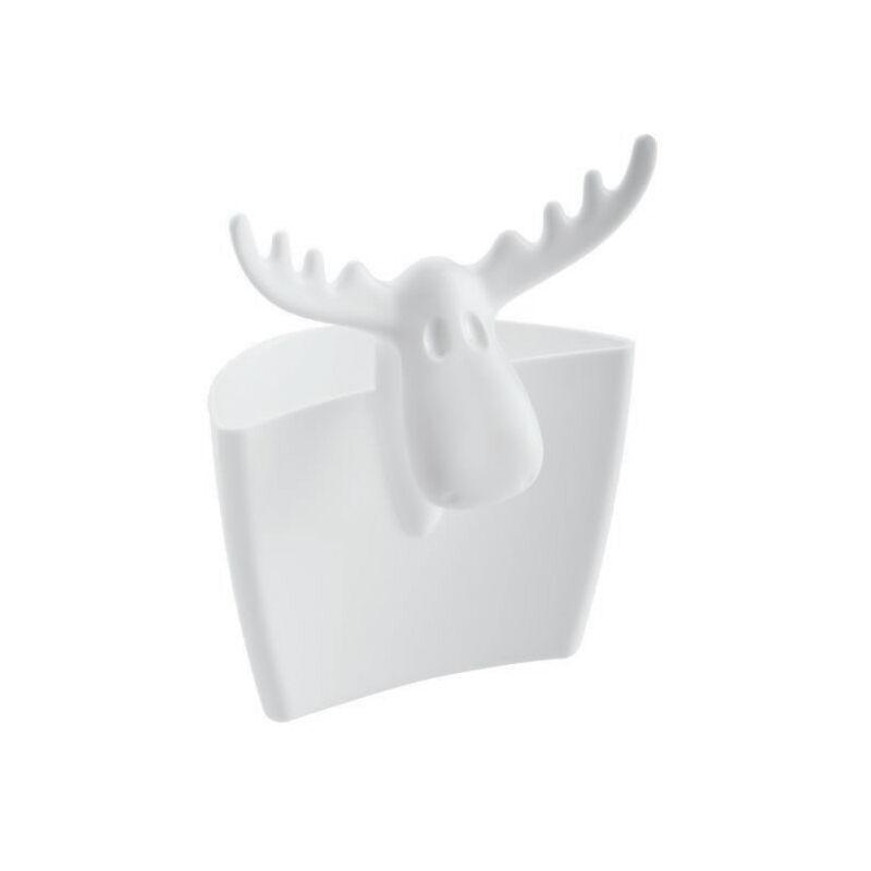 Koziol Rudolf Mini-Cup Carryall, Valkoinen
