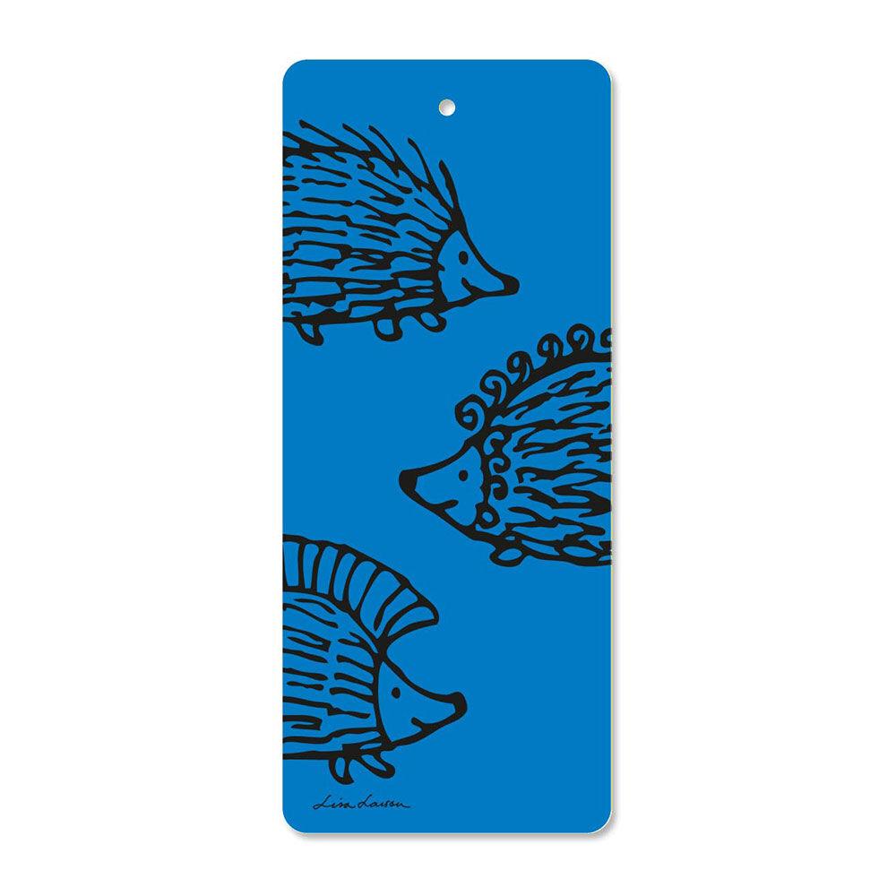Opto Design Iggy Piggy Punky Leikkuulauta 40x17 cm, Sininen