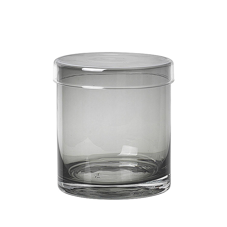 Broste Copenhagen Smoke Jar With Lid, High