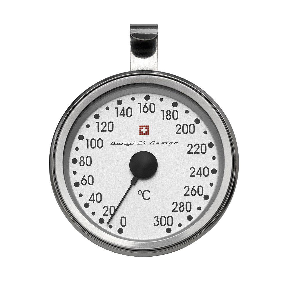 Bengt Ek Design Uunilämpömittari 0-300 °C Ruostumatonta terästä