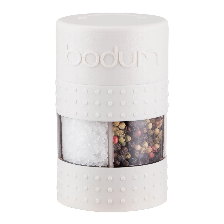 Bodum BISTRO Suola-& Pippurimylly, Valkoinen