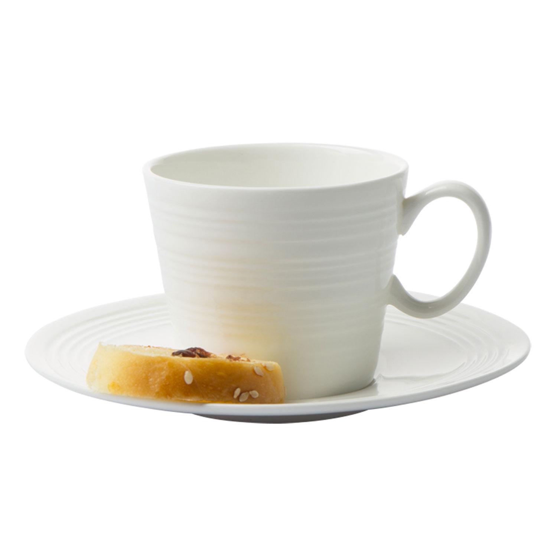 Aida Passion Espressokuppi ja Asetti 8cl 4-Pakkaus Valk