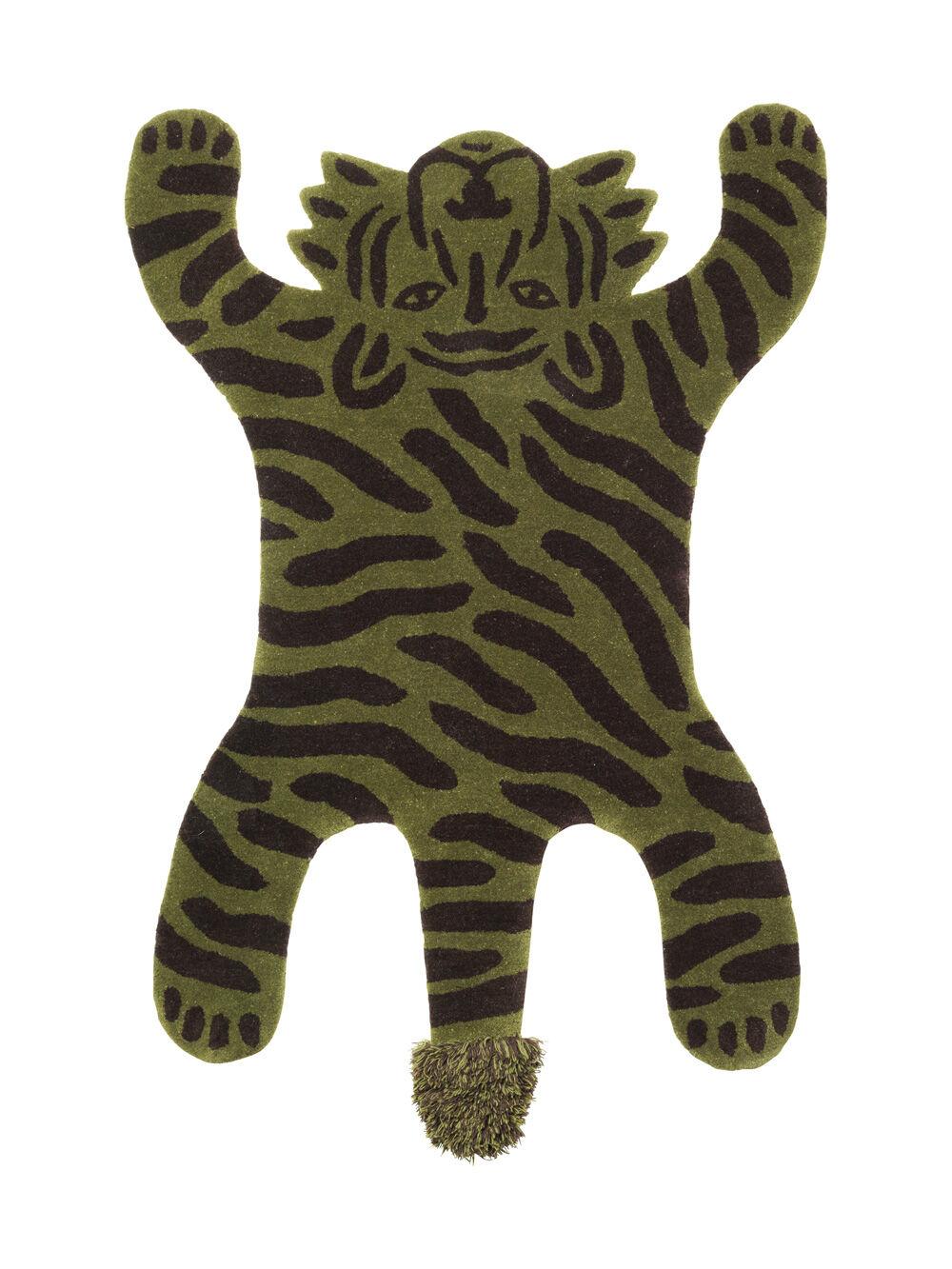 Ferm Living KIDS Safari Tufted Rug, Tiger