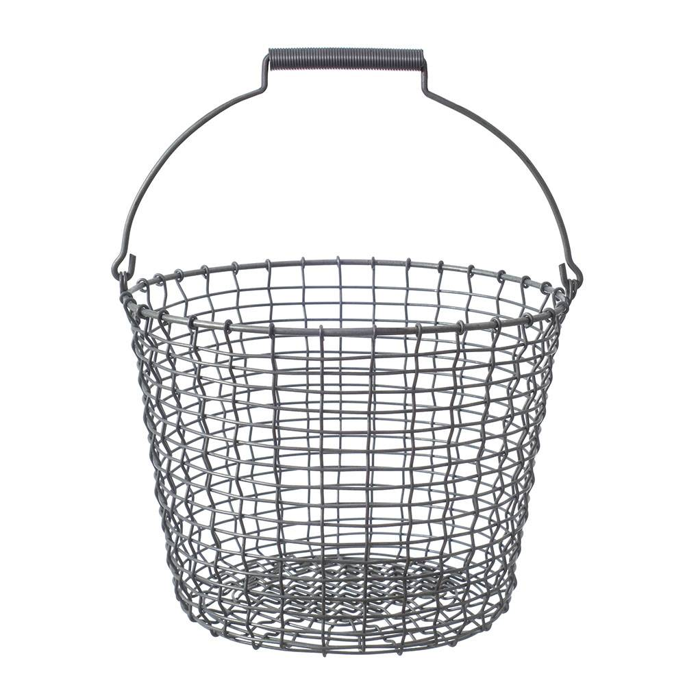 Korbo Bucket 16 Korg, Galvaniserad