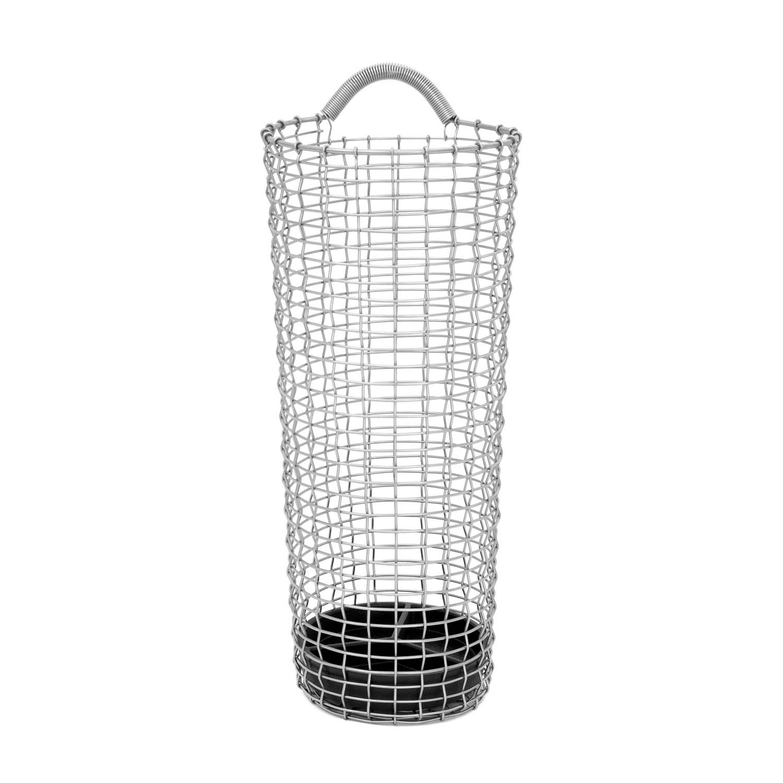 Korbo Umbrella Bin, Stainless Steel