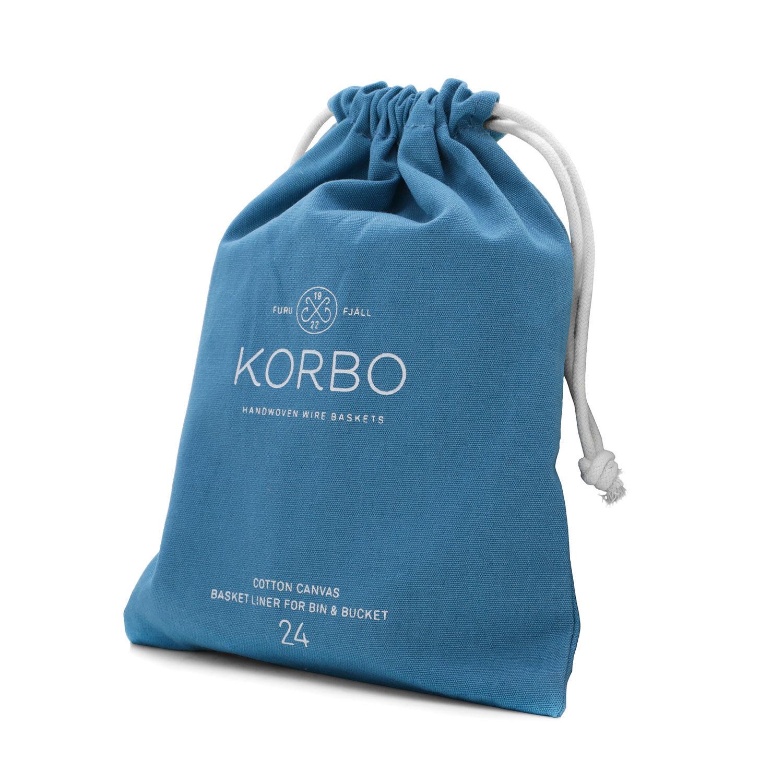 Korbo Korin Vuori, 24 l, Sininen