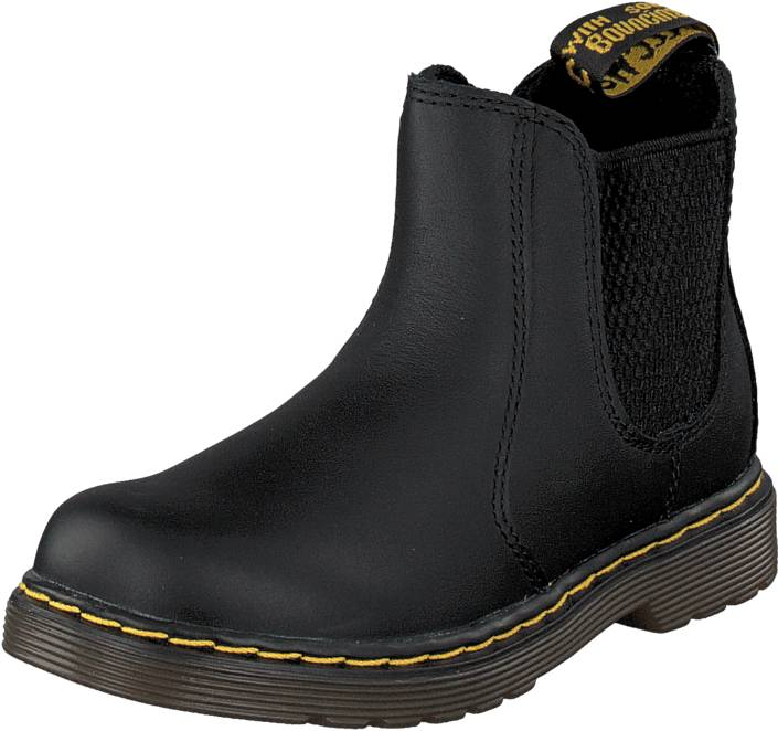 Dr Martens Shenzi Black, Kengät, Bootsit, Chelsea boots, Musta, Unisex, 26