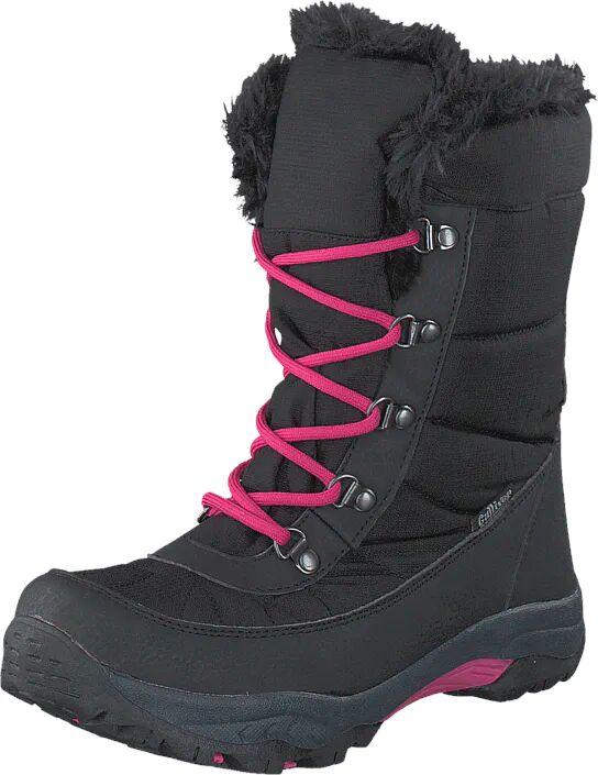 Gulliver 430-2966 Black, Kengät, Bootsit, Lämminvuoriset kengät, Harmaa, Lapset, 28