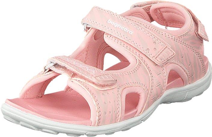 Bagheera Spirit Jr Soft Pink/white, Kengät, Sandaalit ja Tohvelit, Sporttisandaalit, Valkoinen, Lapset, 34