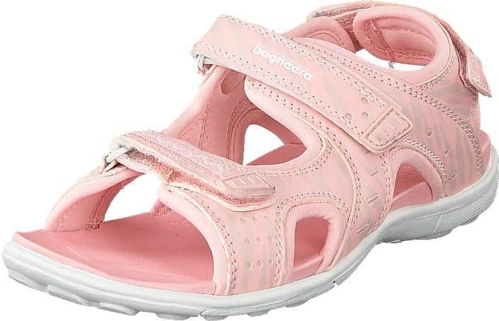 Bagheera Spirit Jr Soft Pink/white, Kengät, Sandaalit ja Tohvelit, Sporttisandaalit, Valkoinen, Lapset, 29