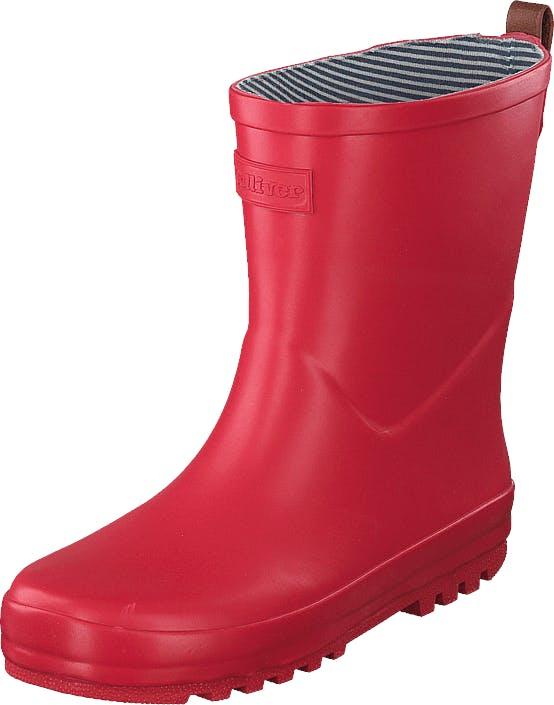 Gulliver 422-0001 Rubberboot Red, Kengät, Saappaat ja Saapikkaat, Kumisaappaat, Punainen, Lapset, 26