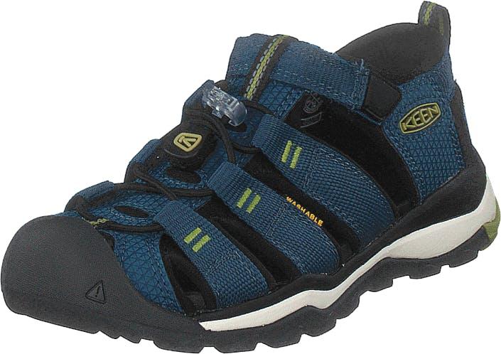 Keen Newport Neo H2 Kids Legion Blue/moss, Kengät, Sandaalit ja tohvelit, Sporttisandaalit, Turkoosi, Sininen, Lapset, 30