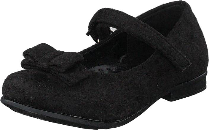 Wildflower Daisy Black, Kengät, Matalat kengät, Maryjane-kengät, Musta, Lapset, 32
