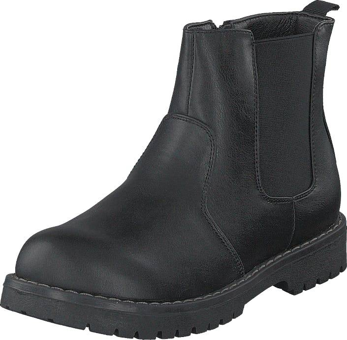 Wildflower Flora Big Black, Kengät, Bootsit, Chelsea boots, Musta, Lapset, 33