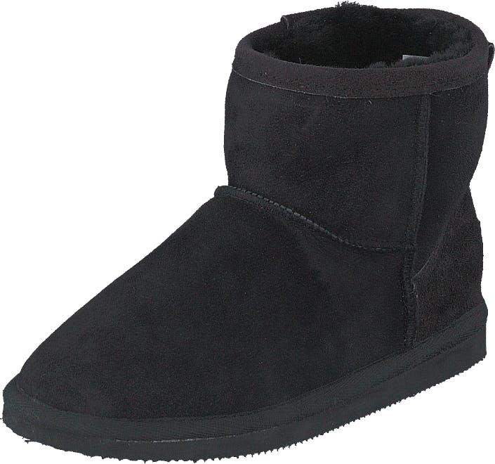 Shepherd Mora Black, Kengät, Bootsit, Talvisaappaat, Musta, Lapset, 30