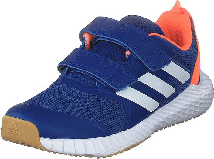 Adidas Sport Performance Fortagym Cf K Collegiate Royal/ftwr White/so, Kengät, Tennarit ja Urheilukengät, Urheilukengät, Sininen, Lapset, 28