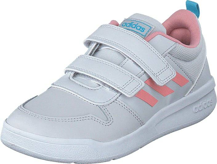 Adidas Sport Performance Tensaur C Dash Grey/glory Pink/bright Cy, Kengät, Tennarit ja Urheilukengät, Sneakerit, Sininen, Lapset, 34