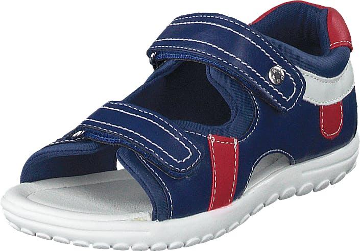 Gulliver 423-5024 Royal Blue, Kengät, Tennarit ja Urheilukengät, Sneakerit, Sininen, Lapset, 22