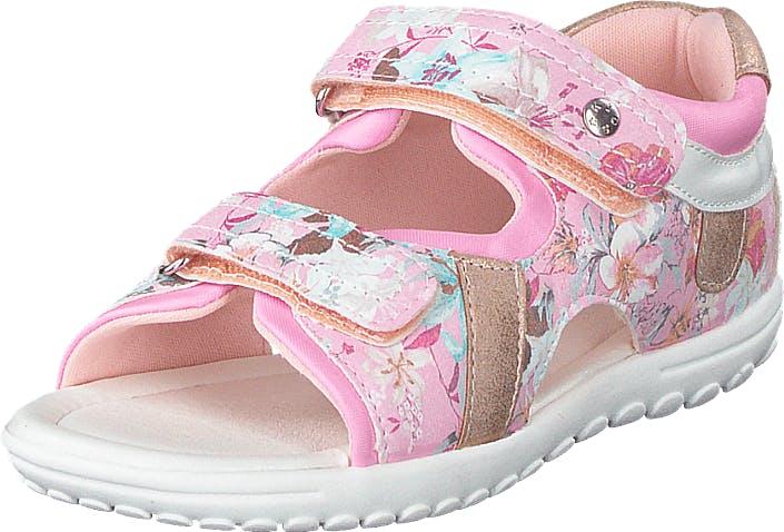 Gulliver 423-5024 Pink, Kengät, Sandaalit ja Tohvelit, Sporttisandaalit, Vaaleanpunainen, Lapset, 22