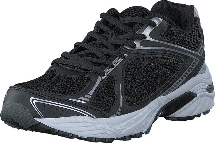 Image of Scholl New Sprinter Black, Kengät, Sneakerit ja urheilukengät, Urheilukengät, Harmaa, Unisex, 40