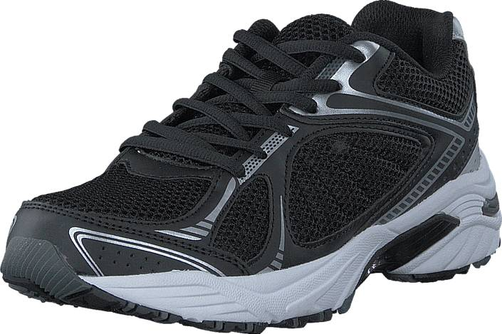 Image of Scholl New Sprinter Black, Kengät, Sneakerit ja urheilukengät, Urheilukengät, Harmaa, Unisex, 36