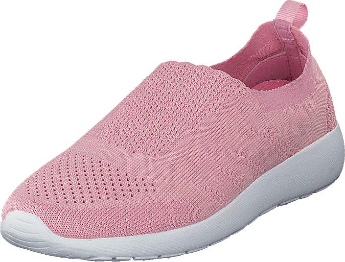 Polecat 420-0158 Pink, Kengät, Sneakerit ja urheilukengät, Varrettomat tennarit, Vaaleanpunainen, Naiset, 41