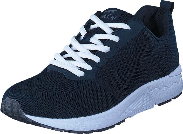 Polecat 435-3410 Navy Blue, Kengät, Sneakerit ja urheilukengät, Varrettomat tennarit, Sininen, Unisex, 44