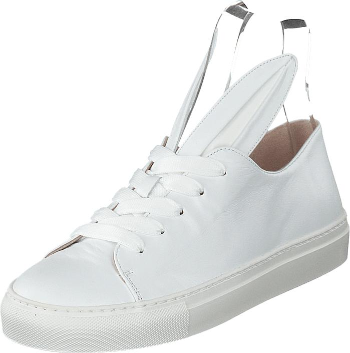 Image of Minna Parikka All Ears All White, Kengät, Sneakerit ja urheilukengät, Sneakerit, Valkoinen, Naiset, 41