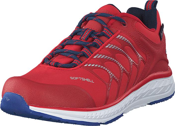 Polecat 430-1515 Waterproof Red, Kengät, Sneakerit ja urheilukengät, Urheilukengät, Punainen, Naiset, 42