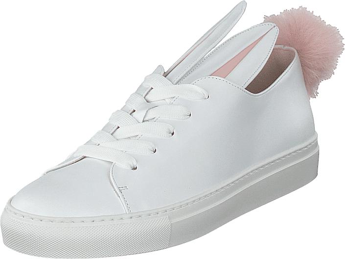 Image of Minna Parikka Tail Sneaks White, Kengät, Sneakerit ja urheilukengät, Varrettomat tennarit, Valkoinen, Naiset, 41