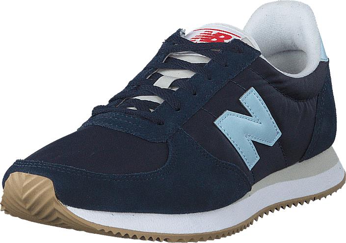 New Balance Wl220crc Pigment/air, Kengät, Sneakerit ja urheilukengät, Sneakerit, Sininen, Naiset, 38