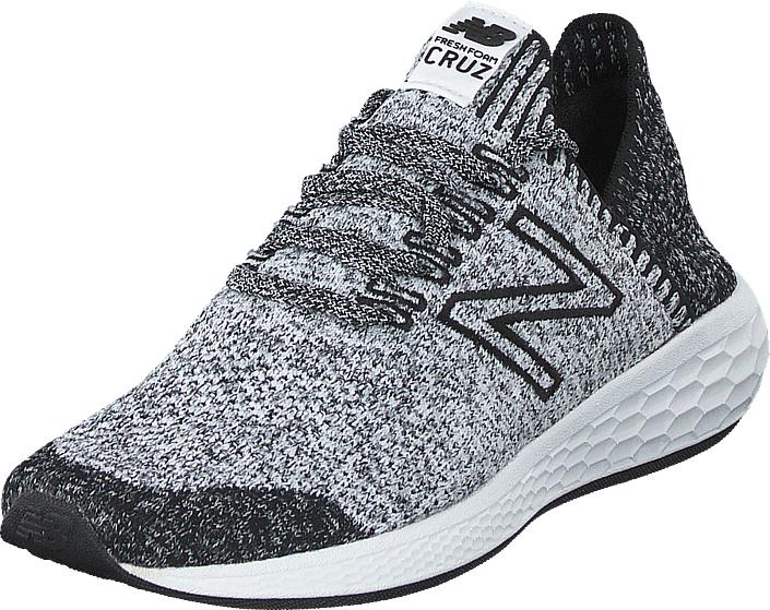 Image of New Balance Wcrzslb2 Black/white, Kengät, Sneakerit ja urheilukengät, Korkeavartiset tennarit, Sininen, Naiset, 38