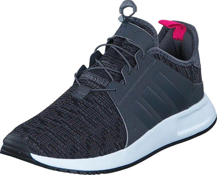 Image of Adidas Originals X_Plr J Grey Five F17/Grey Five F17/Ft, Kengät, Sneakerit ja urheilukengät, Sneakerit, Sininen, Lapset, 36