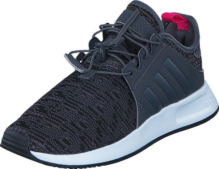 Image of Adidas Originals X_Plr C Grey Five F17/Grey Five F17/Ft, Kengät, Sneakerit ja urheilukengät, Sneakerit, Sininen, Lapset, 28