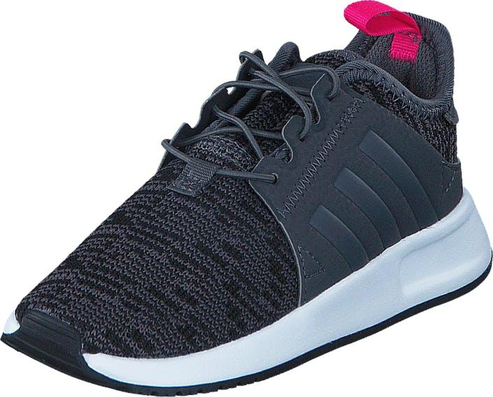 Image of Adidas Originals X_Plr El I Grey Five F17/Grey Five F17/Ft, Kengät, Sneakerit ja urheilukengät, Sneakerit, Sininen, Lapset, 27