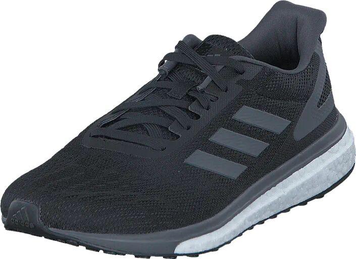 Image of Adidas Sport Performance Response Lt W Core Black/Grey Five F17/Ftwr, Kengät, Sneakerit ja urheilukengät, Urheilukengät, Sininen, Harmaa, Naiset, 39