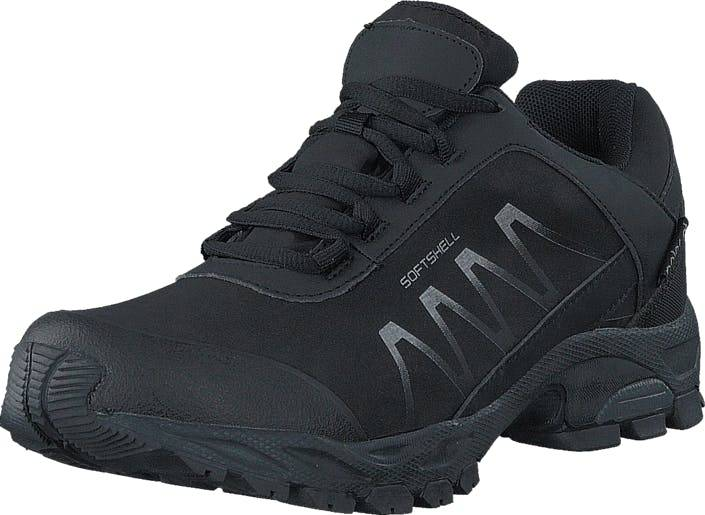 Polecat 430-6901 Waterproof Black, Kengät, Tennarit ja Urheilukengät, Urheilukengät, Musta, Unisex, 40