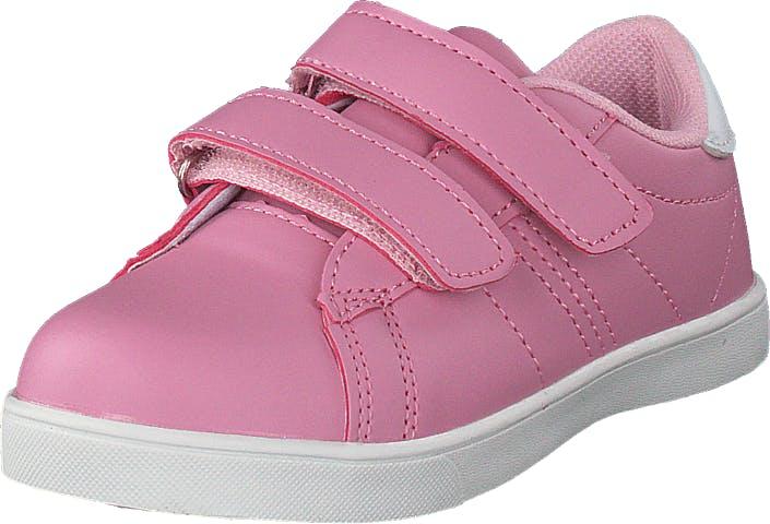 Gulliver 420-0128 Pink, Kengät, Tennarit ja Urheilukengät, Varrettomat tennarit, Vaaleanpunainen, Lapset, 21