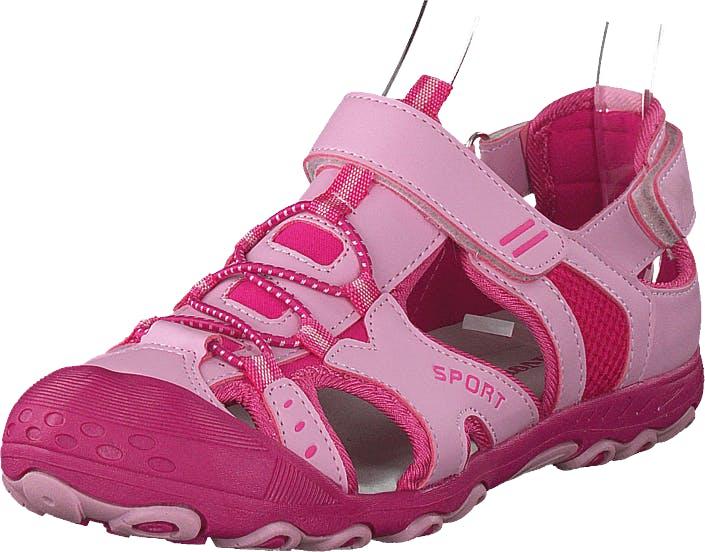 Gulliver 433-0970 Pink, Kengät, Sandaalit ja Tohvelit, Sporttisandaalit, Vaaleanpunainen, Lapset, 35