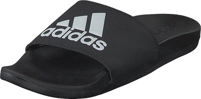 Adidas Sport Performance Adilette Cf+ Logo Core Black/Ftwr White, Kengät, Sandaalit ja tohvelit, Sandaalit, Musta, Unisex, 45