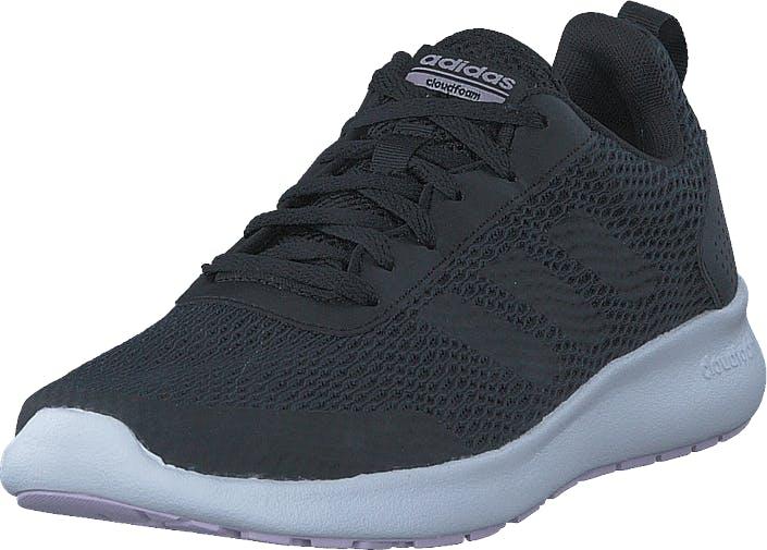 Image of Adidas Sport Performance Cf Element Race W Core Black/Carbon/Aero Pink, Kengät, Sneakerit ja urheilukengät, Sneakerit, Musta, Naiset, 38