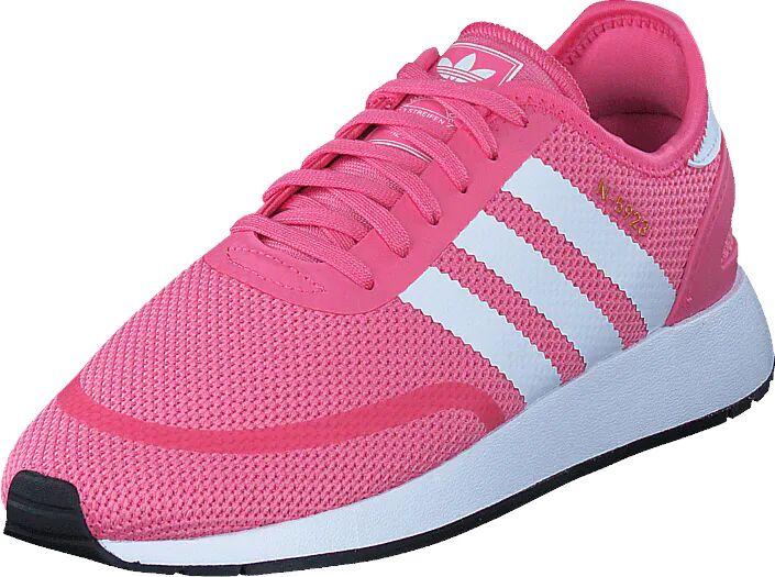 Image of Adidas Originals N-5923 J Chalk Pink/Ftwr Wht/Grey Three, Kengät, Sneakerit ja urheilukengät, Sneakerit, Vaaleanpunainen, Lapset, 40